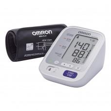 Тонометр OMRON M3 Comfort с адаптером и умной манжетой Intelli Wrap