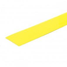 Лента антивандальная для маркировки ступеней, пола и дверей, желтая, самоклеющая, ширина 50 мм (рулон 5 м)
