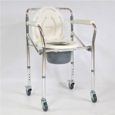 Кресло-туалет Мега-Оптим FS696