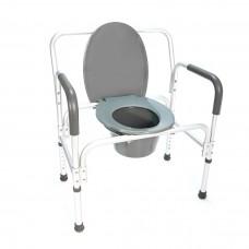 Кресло-туалет Мега-Оптим HMP-7007L