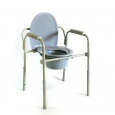 Кресло-туалет Мега-Оптим HMP-7210A