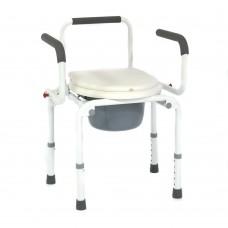 Кресло-туалет Мега-Оптим FS813
