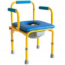 Кресло-туалет Мега-Оптим FS813 (размер S)