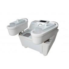 Четырехкамерная ванна Истра-4КС струйно-контрастная