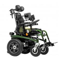 Детская инвалидная коляска с электроприводом Pulse 410