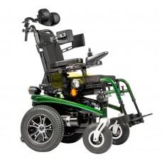 Детская инвалидная коляска с электроприводом Pulse 450