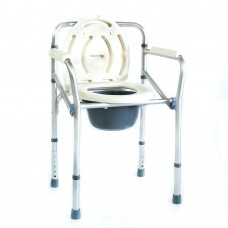 Кресло-туалет Мега-Оптим FS894(L)