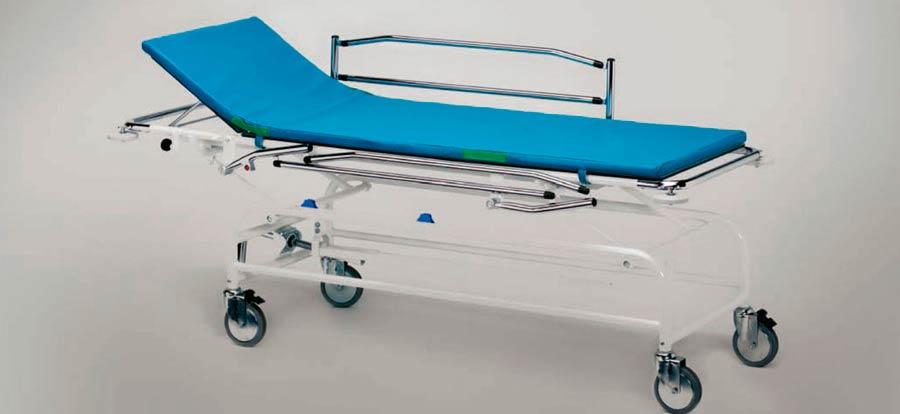 Каталка медицинская для лежачих больных