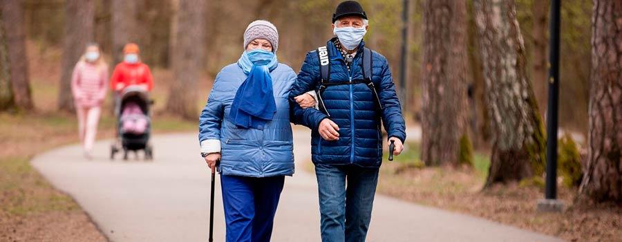 Как защитить пожилого человека от коронавируса без последствий
