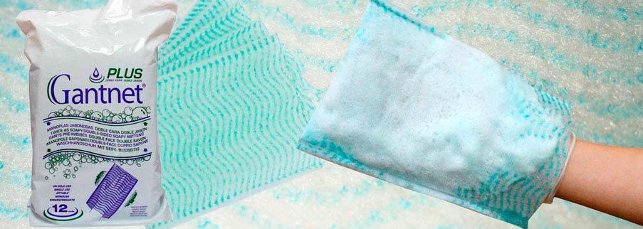 Салфетки для мытья лежачих больных без воды