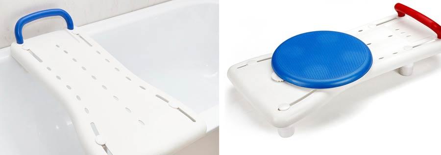 Сиденья для пересаживания в ванну для пожилых людей