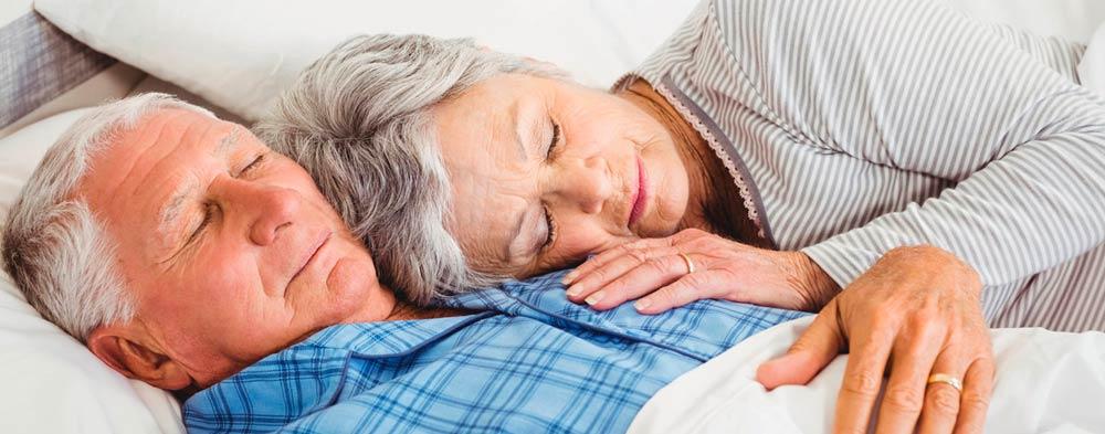 Сон пожилого человека