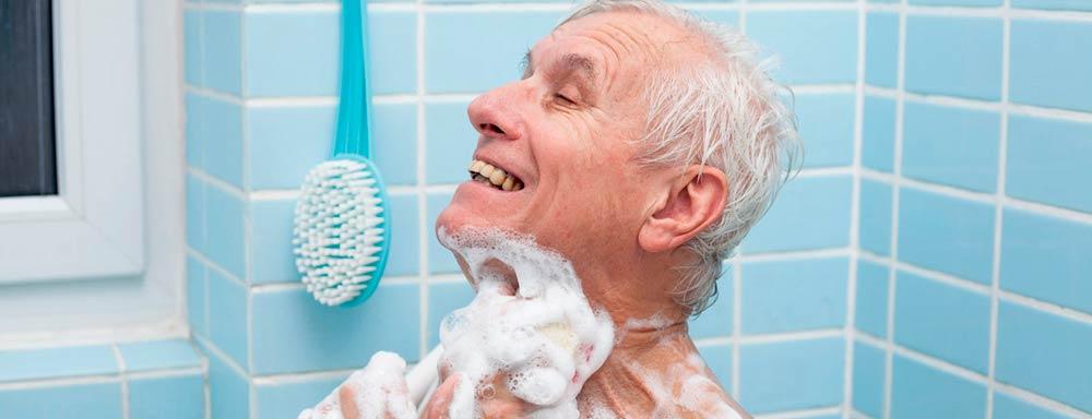 Личная гигиена для пожилых людей