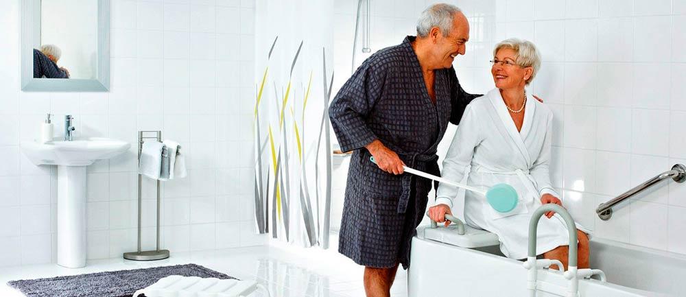 Предупреждение несчастных случаев у пожилых людей